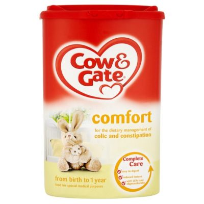 Cow And Gate Comfort Milk Powder For Colic 900G