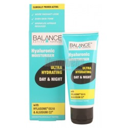 Balance Hyaluronic Moisturiser Tube 50ml