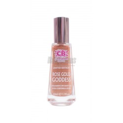 Cocoa Brown Self-Tanning Rose Gold Goddess Oil 50ml